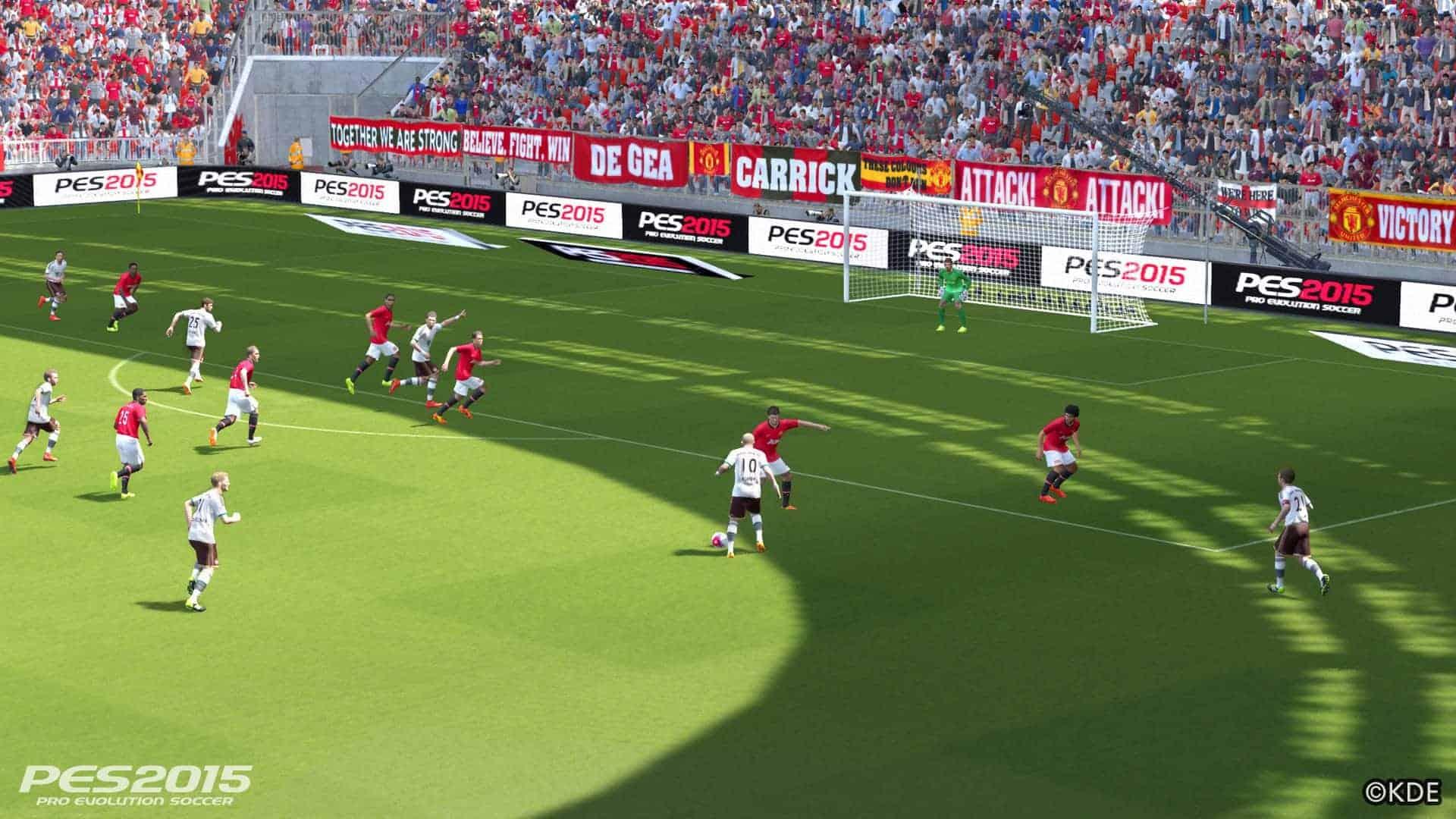 Pro evolution soccer 2015 pc download full setup + working crack.
