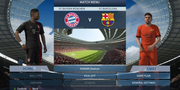 Pro Evolution Soccer 2015 Full PC Game download / Telecharger