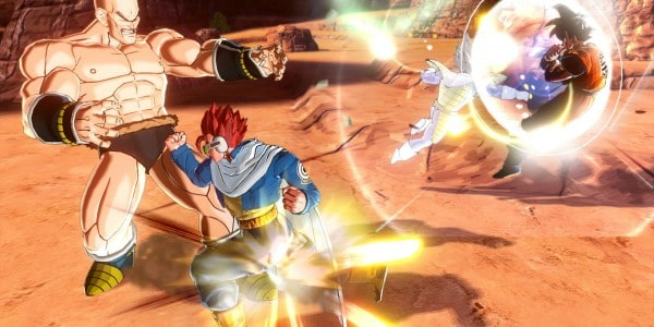Dragon Ball Xenoverse download / Telecharger
