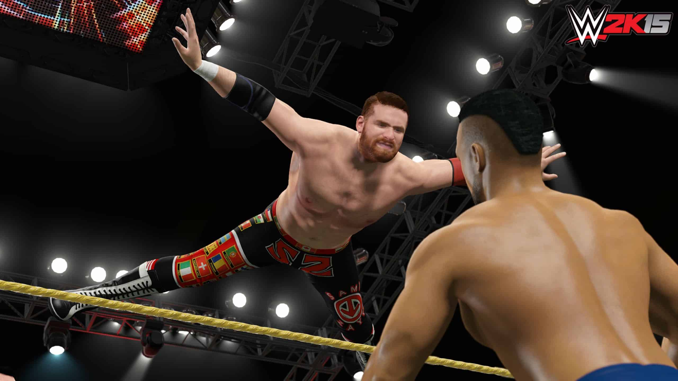 Wwe 2k15 download telecharger