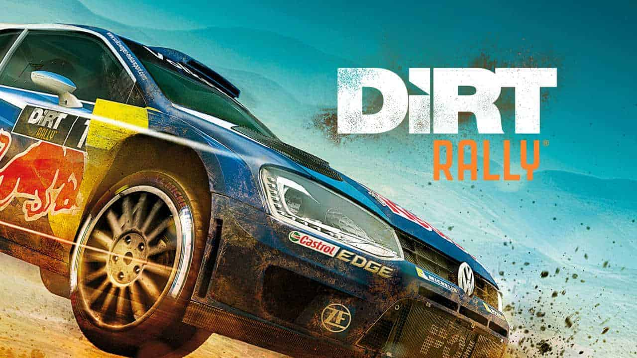 amd dirt rally