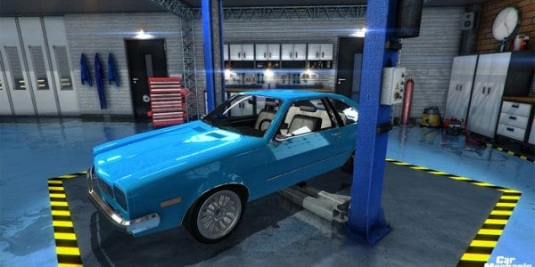 Car Mechanic Simulator 2015 Download / Telecharger