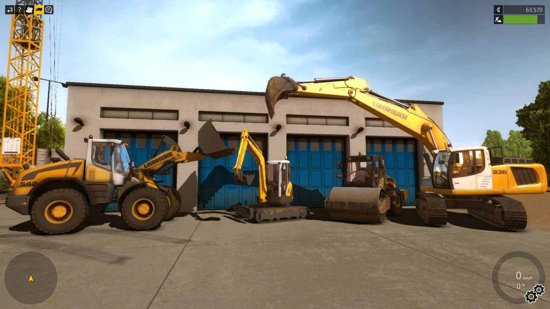 Captivating Construction Simulator 2015 Download / Telecharger
