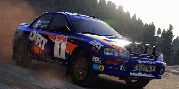 DiRT Rally Download / Telecharger