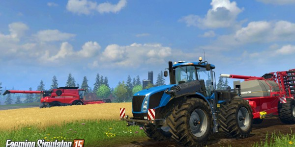 Farming Simulator 15 Download / Telecharger