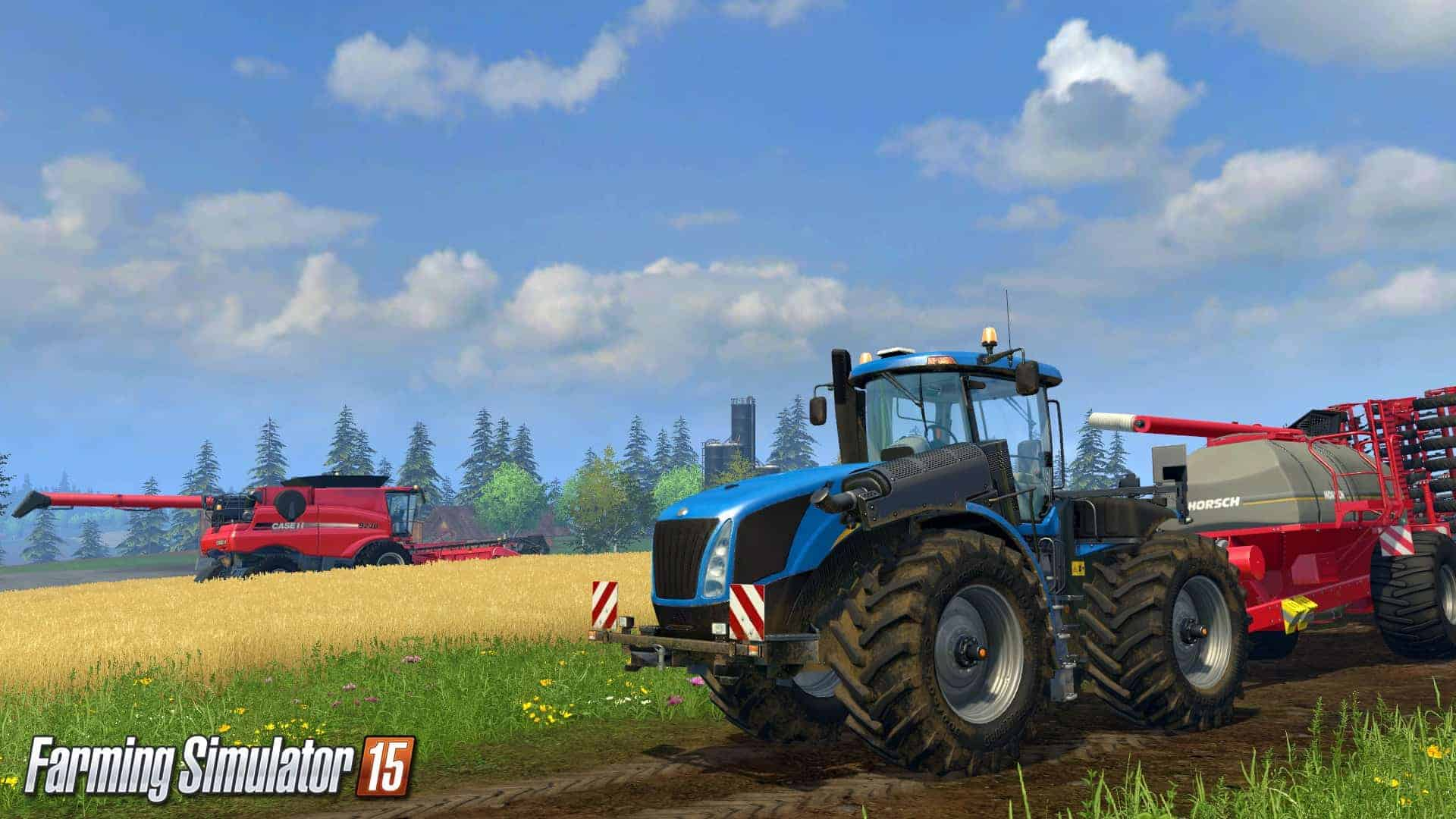 farming simulator 2015 free download full version pc setup