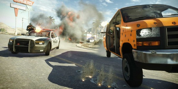 Battlefield Hardline Full PC Game download / Telecharger