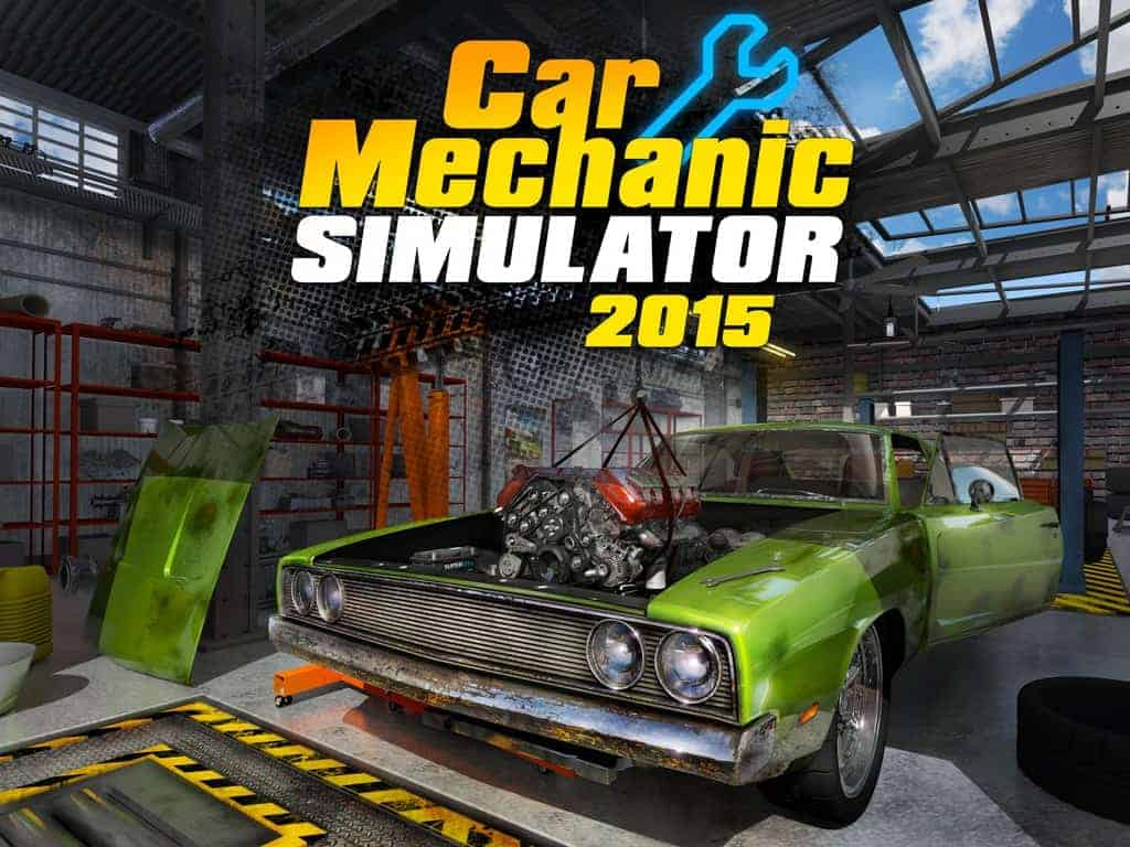 Car mechanic simulator 2015 for free 13