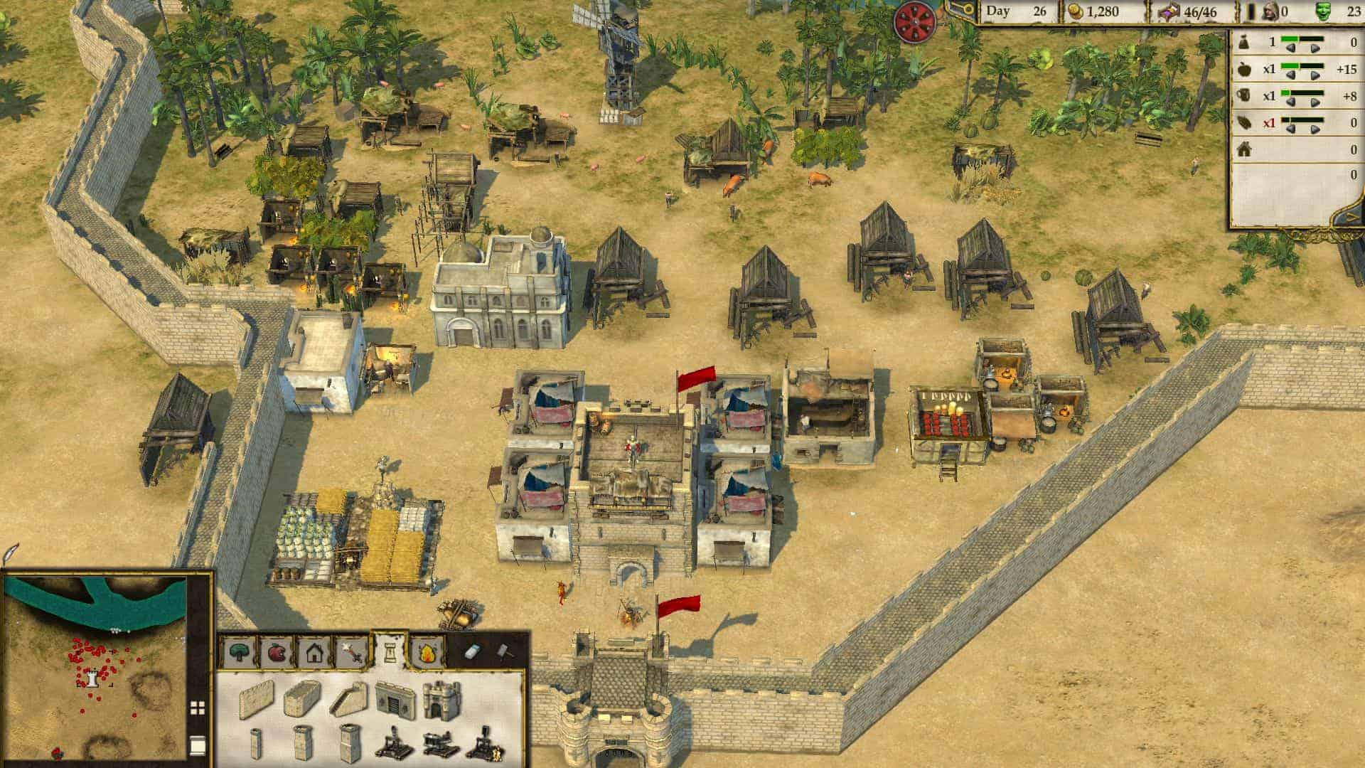 stronghold crusader 2 mac