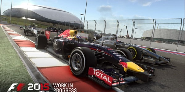 F1 2015 Download / Telecharger