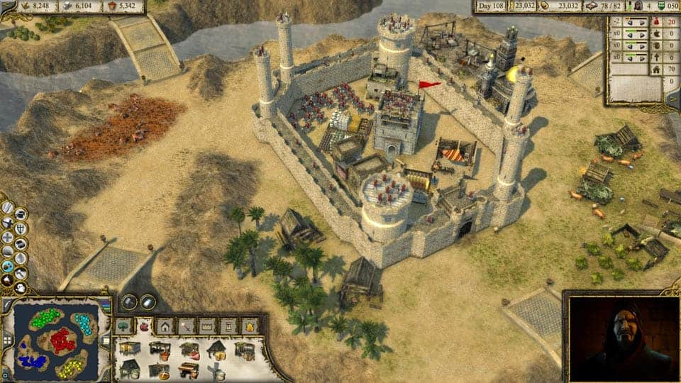 stronghold 2 game free