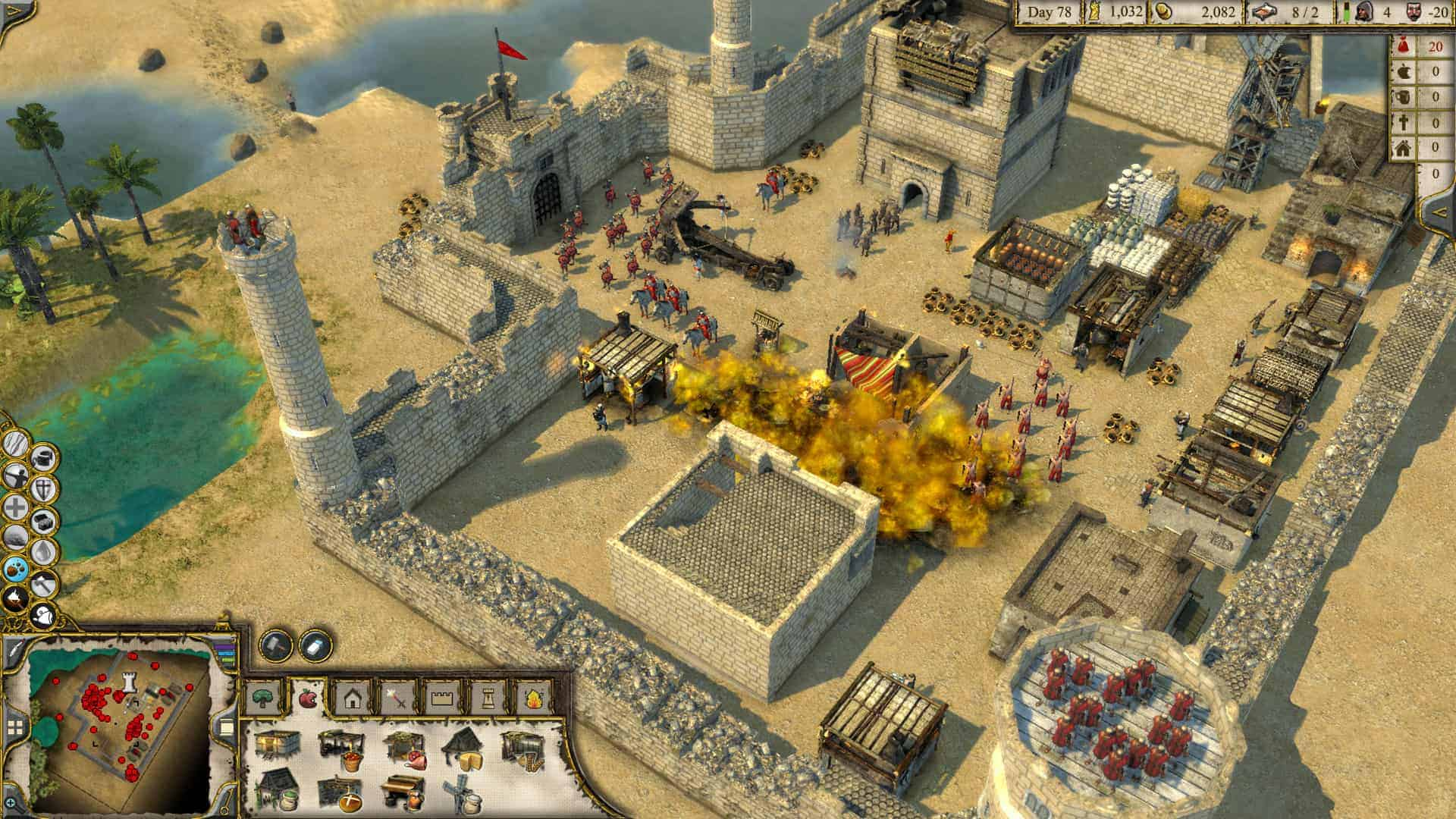 Download Game Pc Stronghold Crusader 2