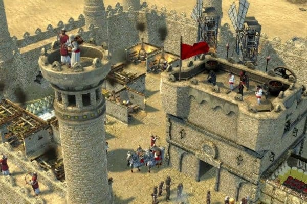 download game stronghold crusader