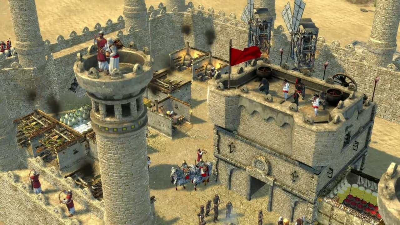 stronghold crusader 2 torrent tpb