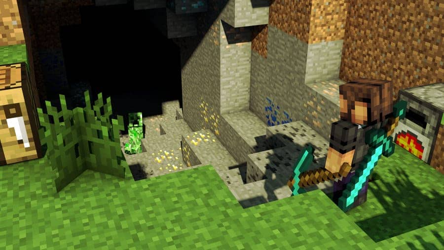 minecraft latest version pc cracked backgrounds