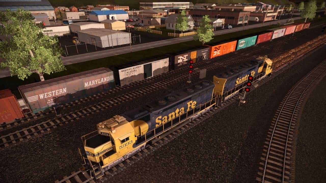 Ocean of Games Trainz A New Era PC Game Free Download ...