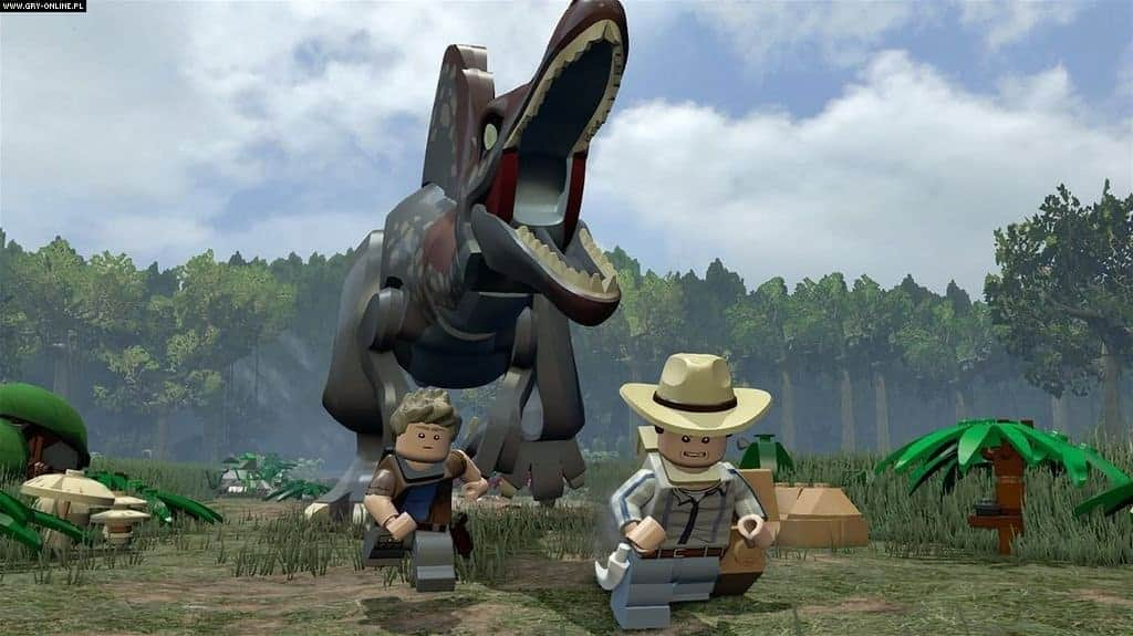 LEGO Jurassic World full version activated PC game for your computer ...