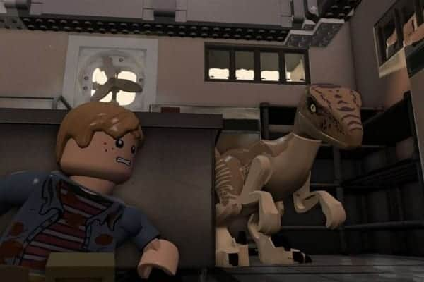 LEGO Jurassic World Download / Telecharger