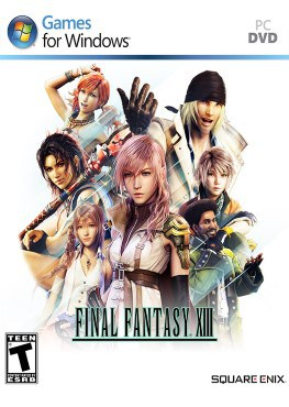 Final Fantasy XIII_cover