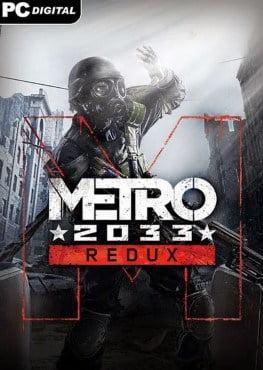 Metro 2033 Redux_COVER_PC