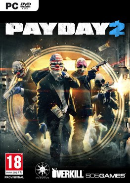 PayDay 2_COVER2