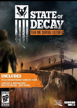 State of Decay Year One_cover