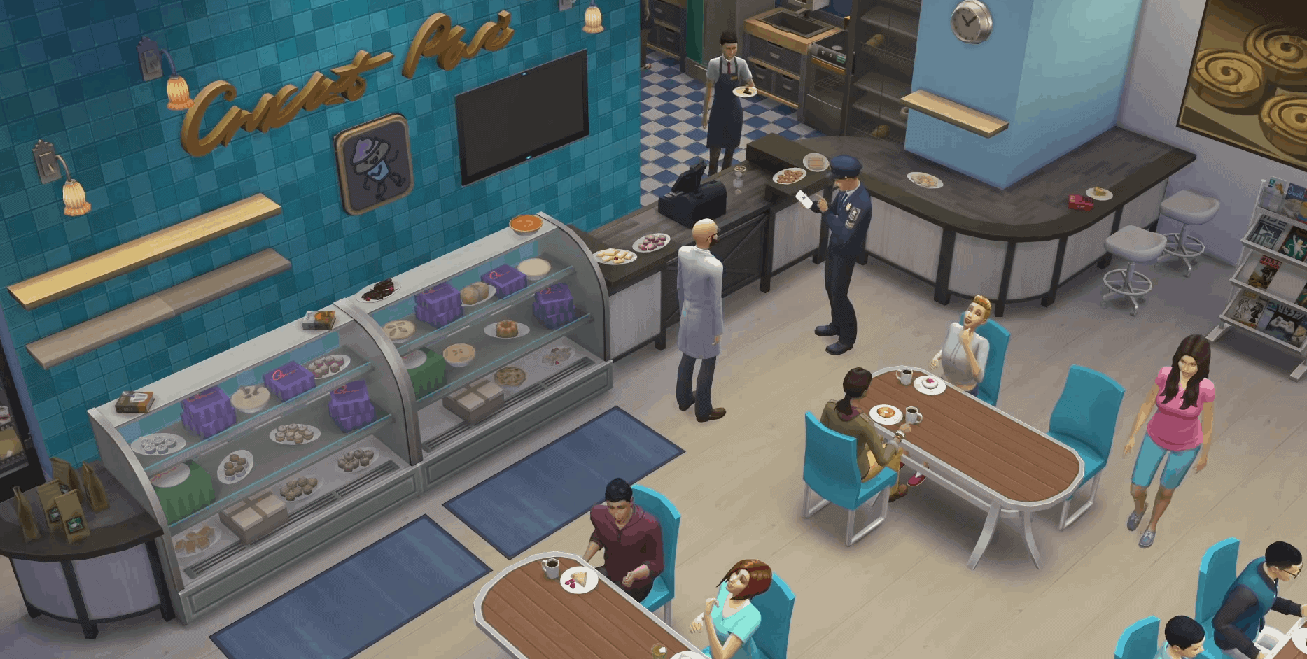 the sims 4 get to work full download pc game free torrent