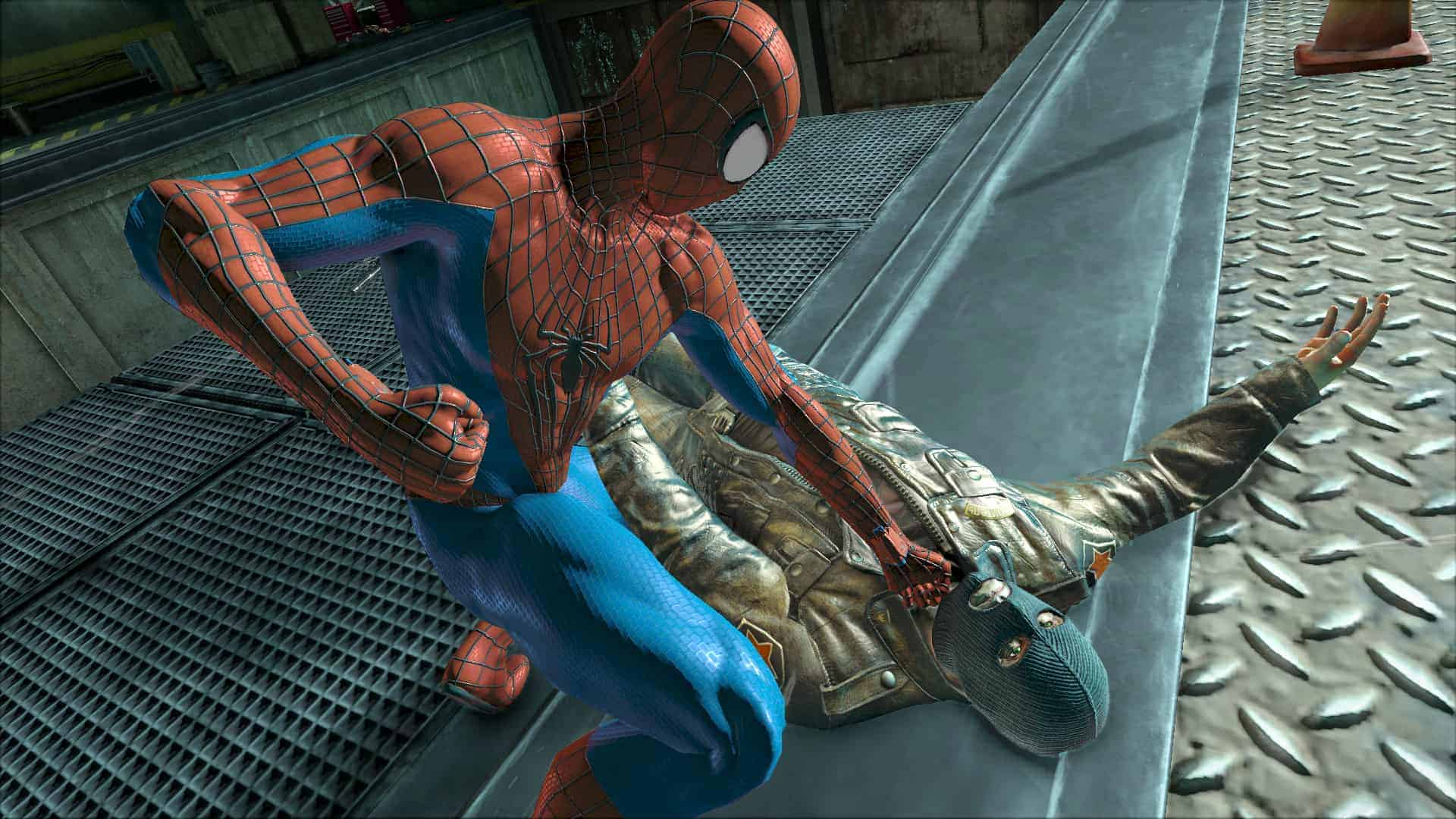 Download spiderman exe game for free (Windows)