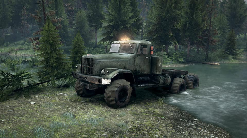 Spintires free download.