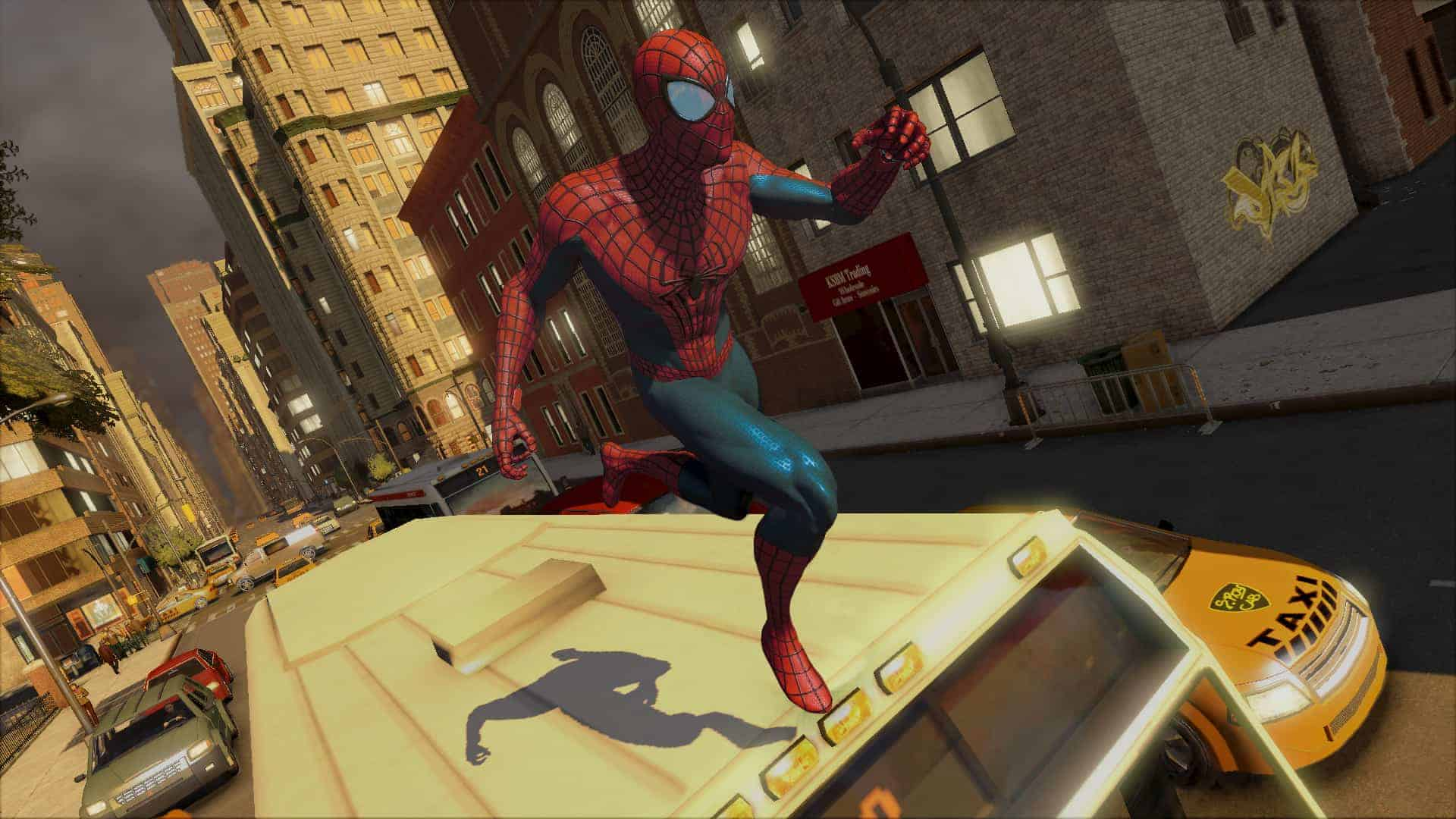 spiderman the movie game pc demo download