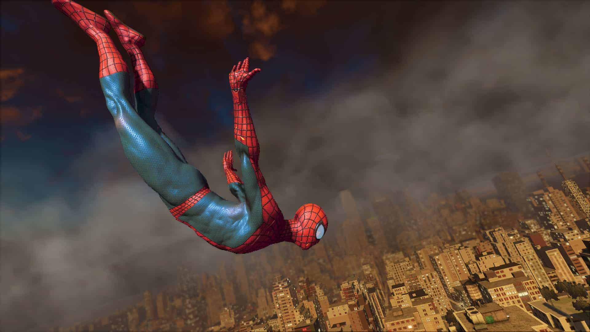 Download spider man.exe for free (Windows)
