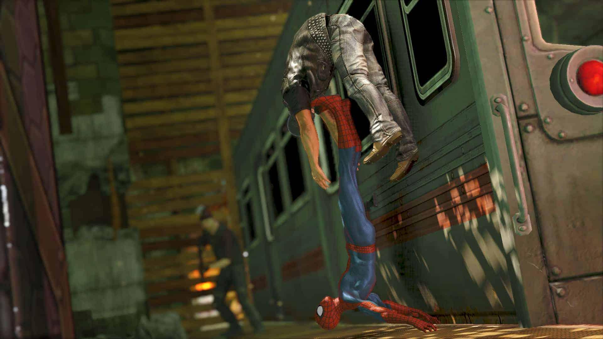 the amazing spider man pc game download mega