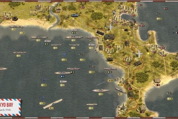 Order of Battle Pacific Download / Telecharger
