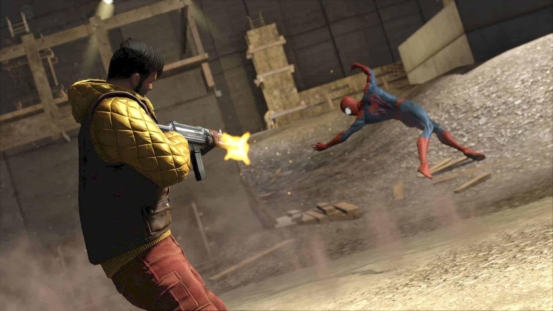 the amazing spider man 1 game download utorrent