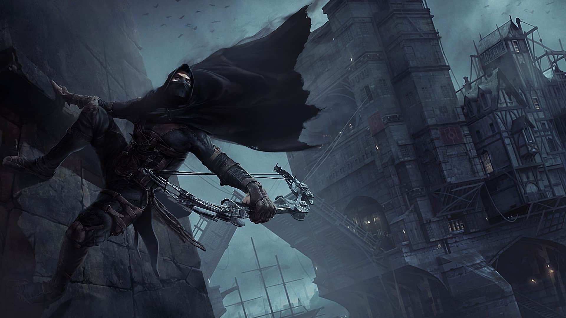 Thief Steam Activated Full PC Game Download ...