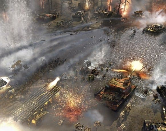 company of heroes latest patch download