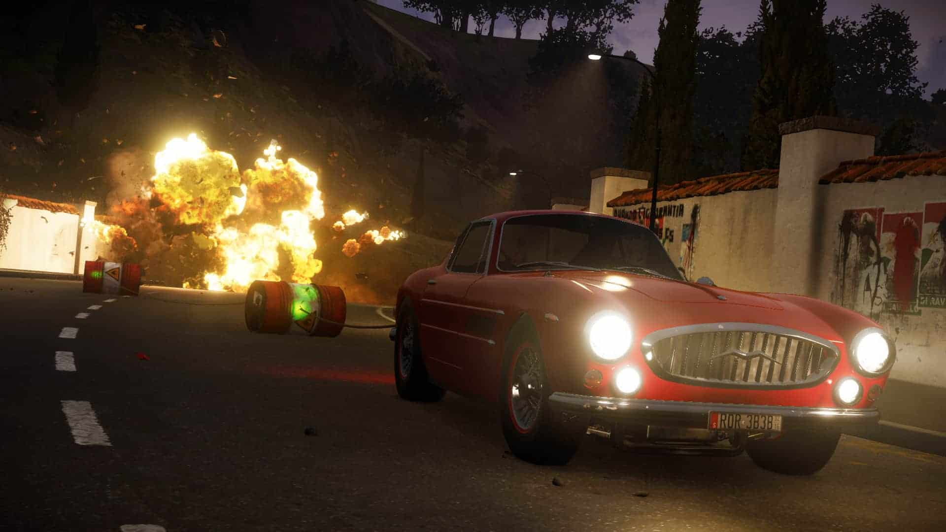 how to play just cause 3 with 4gb ram