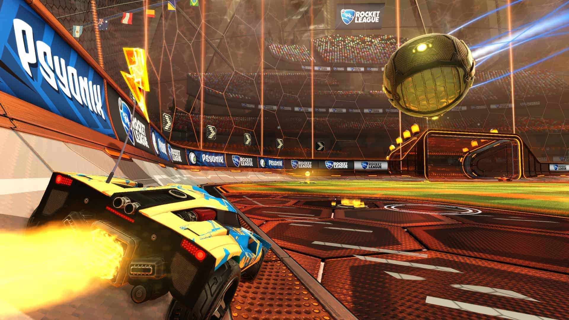 download rocket league for free computer