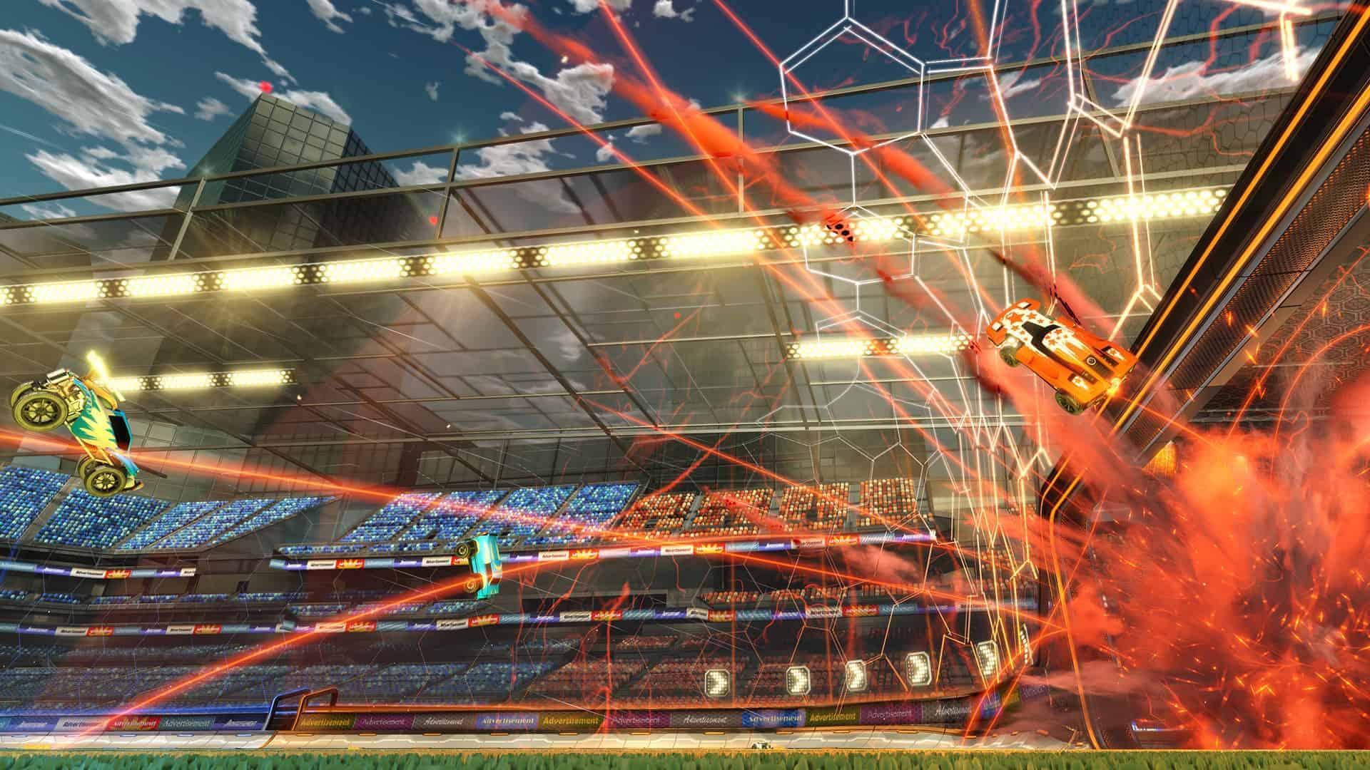 Rocket League free download game pc