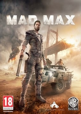Mad Max_PC_COVER