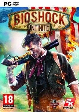BioShock Infinite_PC COVER