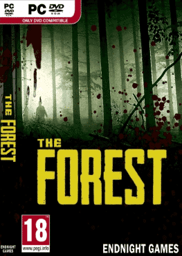 The Forest PC COVER