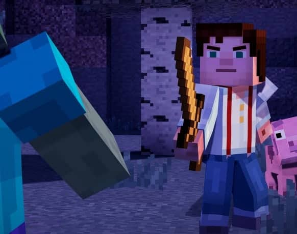 Minecraft Story Mode Download PC GAME