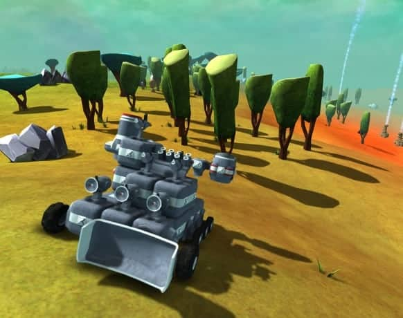 TerraTech Download PC GAME