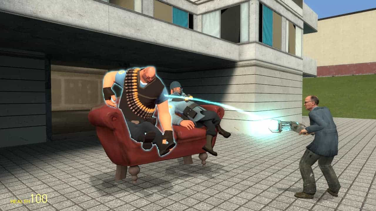 Garrys Mod Kostenlos Online Spielen