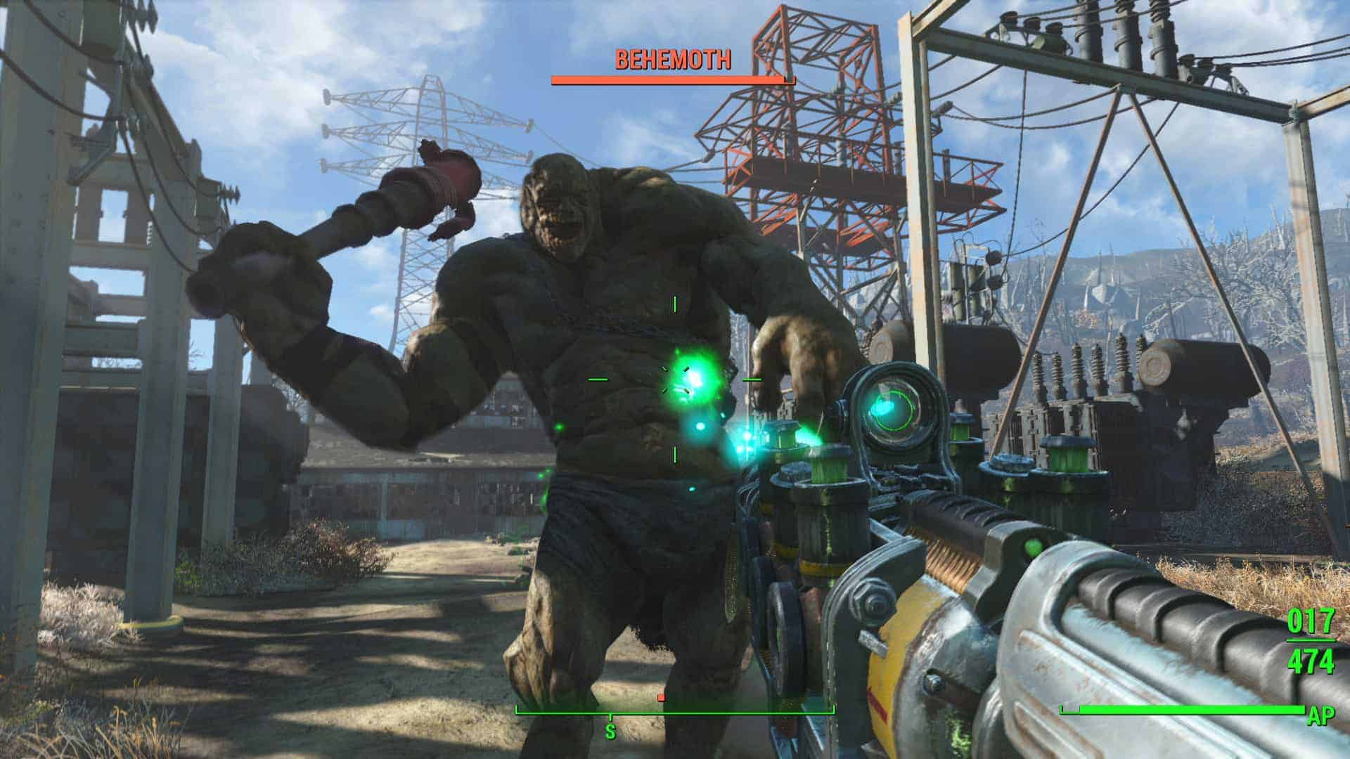 Fallout 4 Download PC GAME