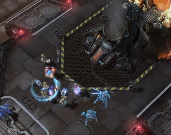 StarCraft II Legacy Of The Void PC GAME