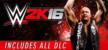 WWE 2K16 PC Games Download