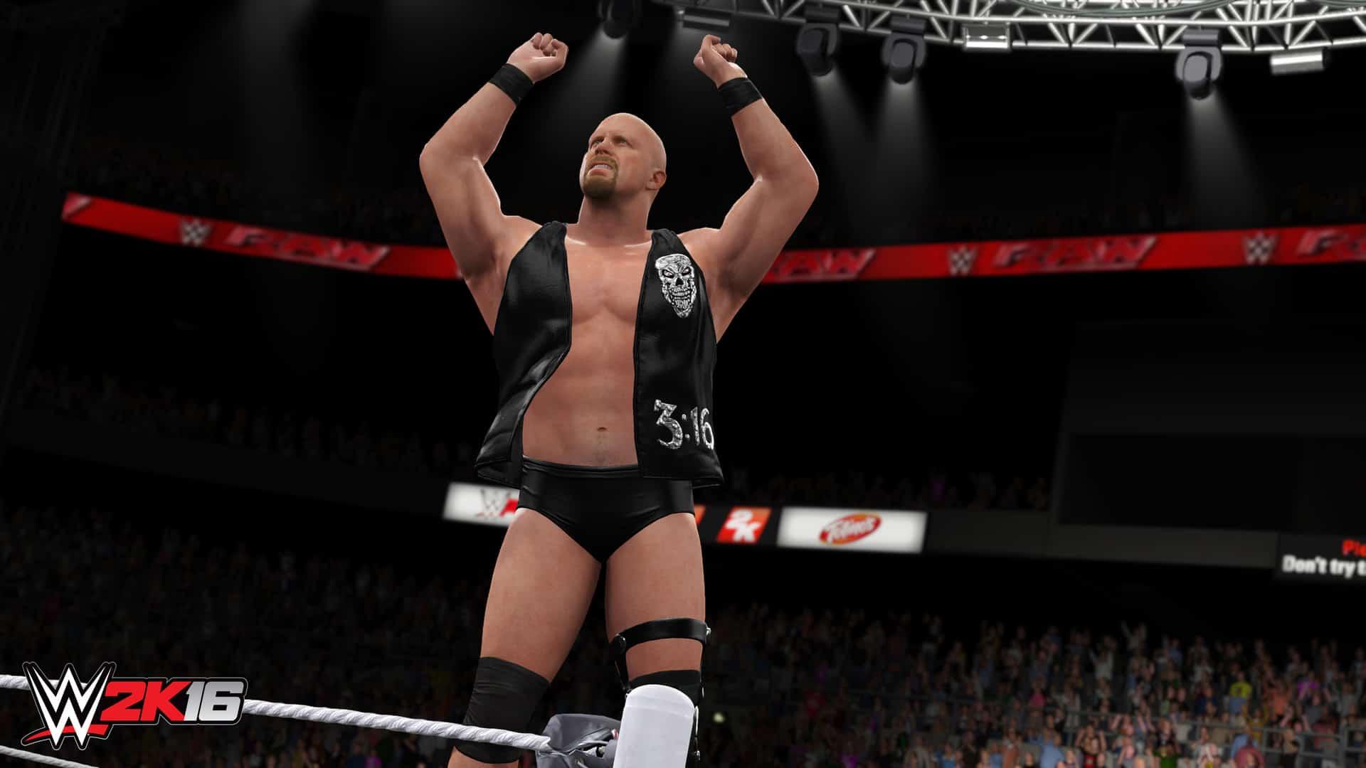 WWE 2K16 Download Game