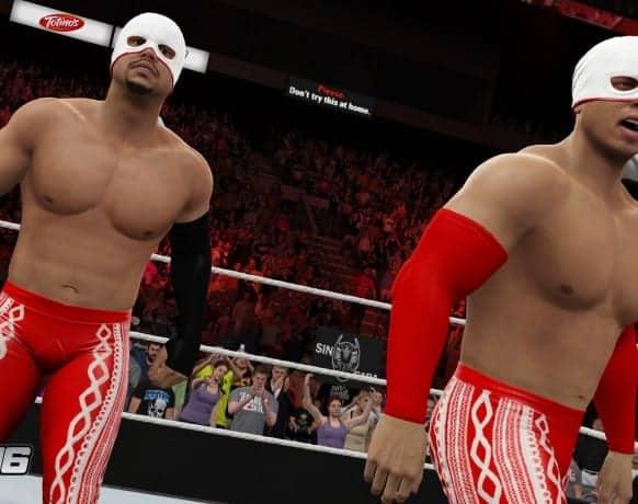 WWE 2K16 PC DOWNLOAD GAME